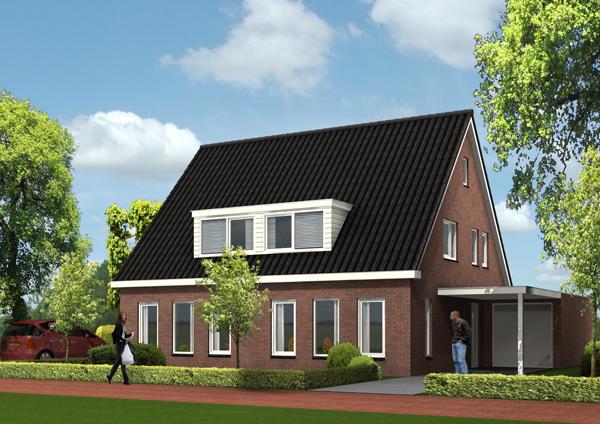 Vloothuis bouw en ontwerp for 3d woning tekenen